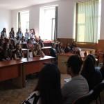 """Cursul de istoria minoritatilor la Liceul Teoretic """"Avram Iancu"""""""